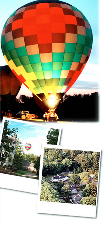 are blarney hot air balloon pricing