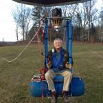Doug Sherman taking off in a hopper!